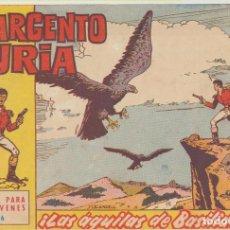 Tebeos: EL SARGENTO FURIA Nº 6. BRUGUERA 1962. Lote 244003310