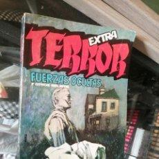 Tebeos: EXTRA TERROR Nº 6 FUERZAS OCULTAS Y OTROS RELATOS ROMEU 1969. Lote 244543405