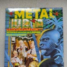 Tebeos: COMIC METAL HURLANT Nº 31. Lote 244772120
