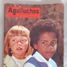 Tebeos: AGUILUCHOS-REVISTA INFANTIL-JUVENIL- Nº 223 -A.SIMIONI-CARLO PERONI-1977-ESCASO-INTERESANTE-4368. Lote 245905645