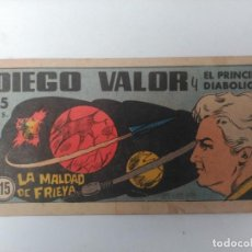Tebeos: DIEGO VALOR Nº115. Lote 246148720