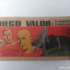 Tebeos: DIEGO VALOR Nº116. Lote 246149030