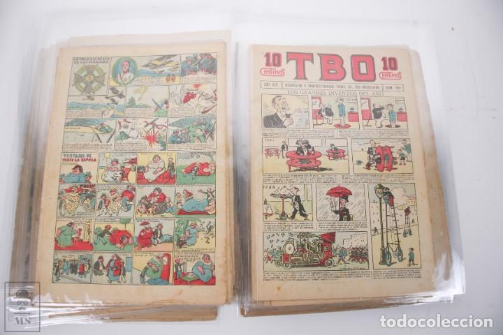 Tebeos: Conjunto de 126 TBO Primera Época - Entre los numeros 775 al 1089 - 10, 15 y 30 céntimos - - Foto 31 - 250140595