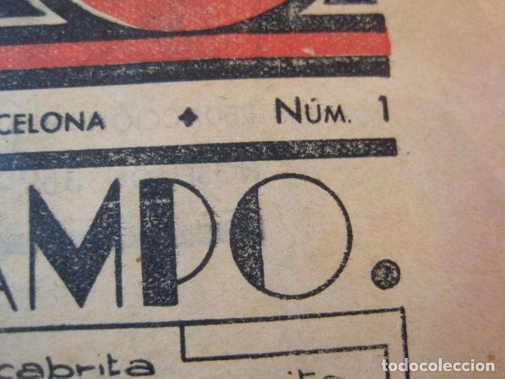 Tebeos: TITO-AÑO 1-NUMERO 1-DIBUJOS BEQCER-TEBEO ANTIGUO-COL COMPLETA-SOLO SALIO UNO-VER FOTOS-(V-22.630) - Foto 5 - 253152415