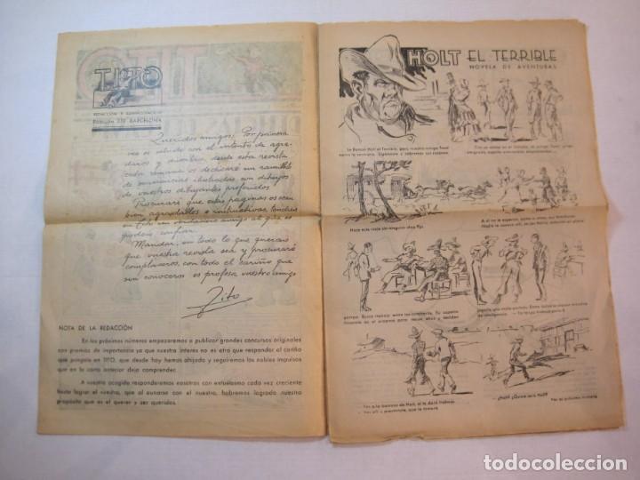 Tebeos: TITO-AÑO 1-NUMERO 1-DIBUJOS BEQCER-TEBEO ANTIGUO-COL COMPLETA-SOLO SALIO UNO-VER FOTOS-(V-22.630) - Foto 8 - 253152415