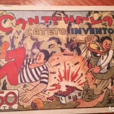Giornalini: CANTINFLAS Y CATETO INVENTORES. Lote 253194400