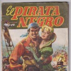 Tebeos: EL PIRATA NEGRO Nº 46. ESCALA EN TINERFE. BRUGUERA. Lote 253430835