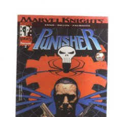 Tebeos: PUNISHER MARVEL KNIGHTS N,2. Lote 253656120
