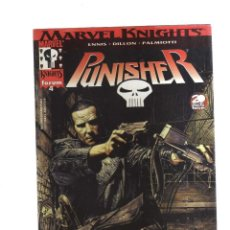 Tebeos: PUNISHER MARVEL KNIGHTS N,4. Lote 253657755