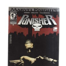 Tebeos: PUNISHER MARVEL KNIGHTS N,6. Lote 253658030