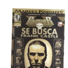 Tebeos: PUNISHER MARVEL KNIGHTS N,8. Lote 253658230