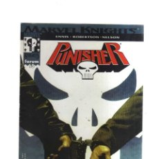 Tebeos: PUNISHER MARVEL KNIGHTS N,15. Lote 253658355
