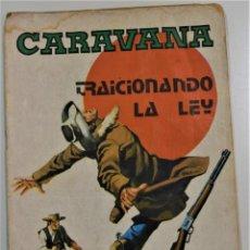 Tebeos: CARAVANA Nº 228 - EDITORIAL VILMAR. Lote 253846035