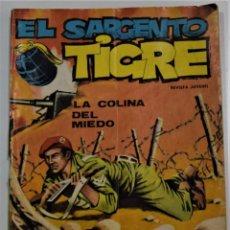 Tebeos: EL SARGENTO TIGRE Nº 42 - EDITORIAL VILMAR. Lote 253846290