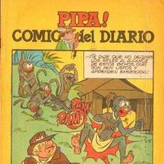 Giornalini: PIPA!-DIARIO DE VALENCIA- Nº 19 -PALOP-CARBÓ-LAGOA-NIN-LANZÓN-1981-BUENO-ÚNICO EN TC-LEA-4566. Lote 254535200