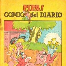 Giornalini: PIPA!-DIARIO DE VALENCIA- Nº 21 -PALOP-CARBÓ-LAGOA-NIN-LANZÓN-1981-BUENO-MUY DIFÍCIL-LEA-4568. Lote 254537560