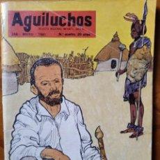 Tebeos: AGUILUCHOS Nº 268 DE 1981 - REVISTA INFANTIL- JOSUE DEI CAS. Lote 254681575