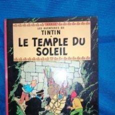 Tebeos: HERGÉ, LAS AVENTURES DE TINTIN, LE TEMPLE DU SOLEIL, CASTERMAN.. Lote 254752785