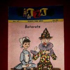 Tebeos: REVISTA BAZAR Nº 229 FALANGE ESPAÑOLA TRADICIONALISTA Y DE LA JONS IBARRA 1962. Lote 255356440