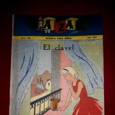Tebeos: REVISTA BAZAR Nº 228 FALANGE ESPAÑOLA TRADICIONALISTA Y DE LA JONS IBARRA1962. Lote 255357230