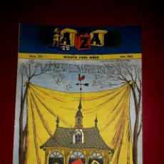 Tebeos: REVISTA BAZAR Nº 225 FALANGE ESPAÑOLA TRADICIONALISTA Y DE LA JONS IBARRA 1962. Lote 255357995