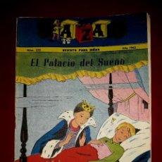 Tebeos: REVISTA BAZAR Nº 222 FALANGE ESPAÑOLA TRADICIONALISTA Y DE LA JONS IBARRA1962. Lote 255359355