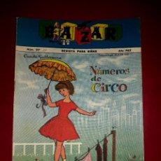 Tebeos: REVISTA BAZAR Nº 217 FALANGE ESPAÑOLA TRADICIONALISTA Y DE LA JONS IBARRA1962. Lote 255361815