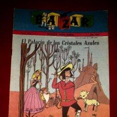 Tebeos: REVISTA BAZAR Nº 215 FALANGE ESPAÑOLA TRADICIONALISTA Y DE LA JONS IBARRA1962. Lote 255363355