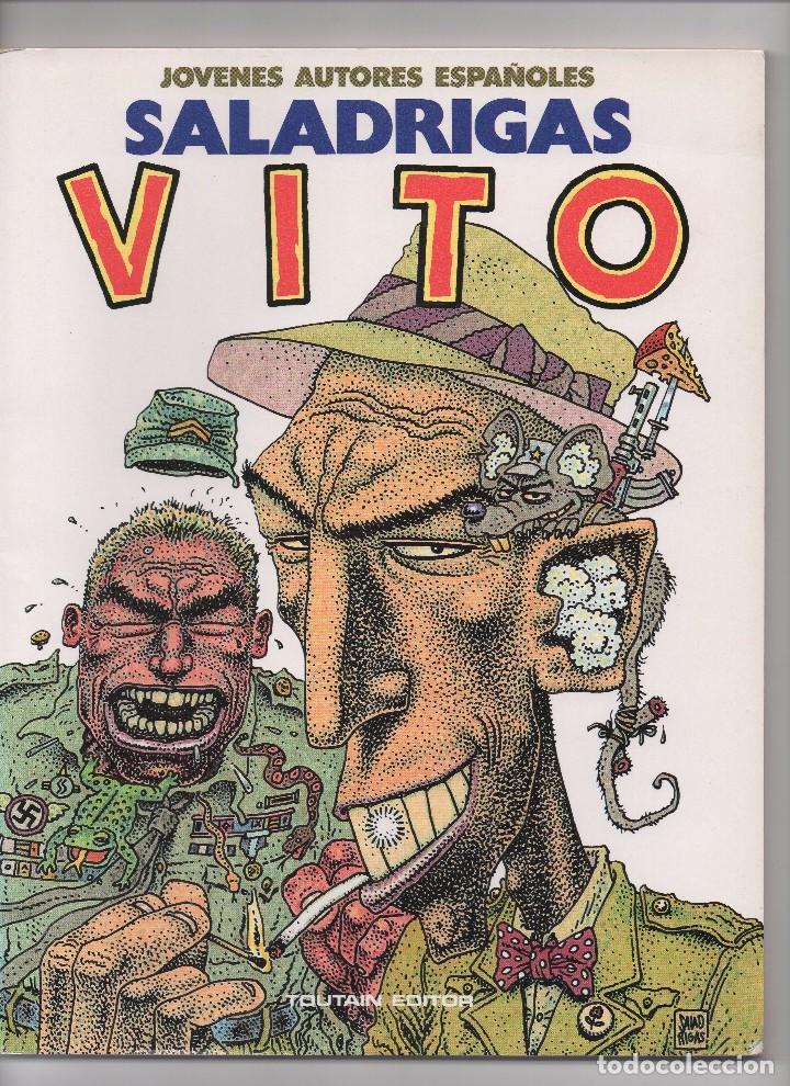 VITO POR JORDI SALADRIGAS (Tebeos y Comics - Tebeos Otras Editoriales Clásicas)