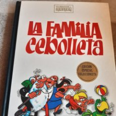 Tebeos: CLÁSICOS DEL HUMOR - ESPECIAL COLECCIONISTAS - RBA 2009 - LA FAMILIA CEBOLLETA. Lote 257724755