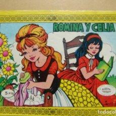 Tebeos: CUENTOS MAMAITA NÚM. 2 - ROMINA Y CELIA. Lote 257739445