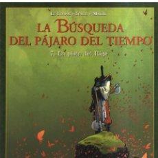 Tebeos: LA BUSQUEDA DEL PAJARO DEL TIEMPO N,7 LA PISTA DE RIGE. Lote 259241835