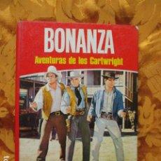 Tebeos: BONANZA. AVENTURA DE LOS CARTWRIGHT. LAIDA / FHER. Lote 260782885