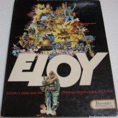 Tebeos: ELOY- FEDZ.PALACIOS-IKUSAGER 1979, ORIGINAL 32X24 -TAPA DURA MPORTANTE LEER DETALLE Y ENVIOS. Lote 261965455