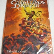 Tebeos: LA GESTA DE LOS CABALLEROS DRAGON-VARANDA ANGE 2002-SIN USO- IMPORTANTE LEER DESCR Y ENVIOS. Lote 262803940