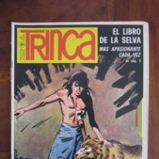 Tebeos: TRINCA Nº 9. DONCEL, 1971. MANOS KELLY DE PALACIOS, EL LIBRO DE LA SELVA, LOS GUERRILLEROS, ETC. Lote 263176720