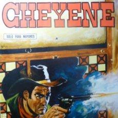 Tebeos: COMIC CHEYENE Nº 11 DE E. OLIVE Y HONTORIA. Lote 263665075