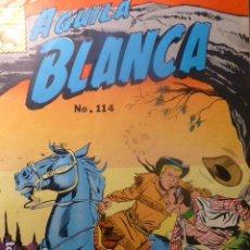 Tebeos: COMIC AGUILA BLANCA Nº 114 1964 DE LA PRENSA. Lote 263666535