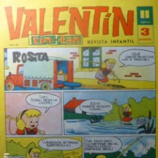 Tebeos: COMIC VALENTIN TIN TAN Nº 203. Lote 263667095