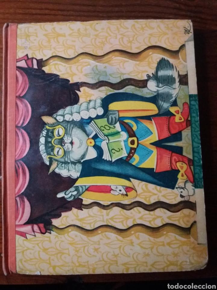 Tebeos: El gato con botas(1960 troquelado) - Foto 2 - 264705989