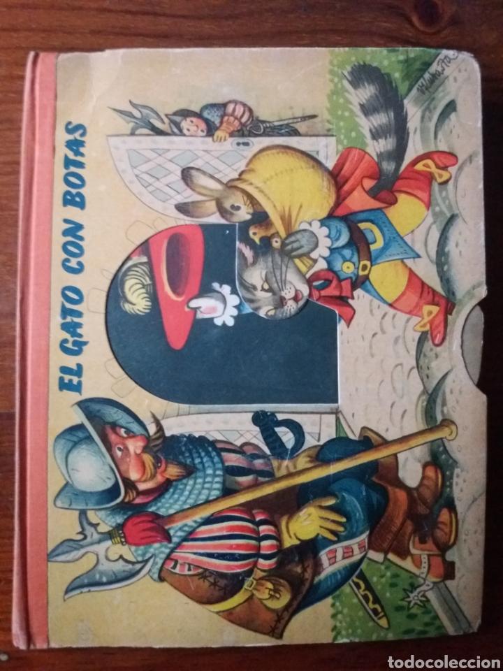 EL GATO CON BOTAS(1960 TROQUELADO) (Tebeos y Comics - Tebeos Otras Editoriales Clásicas)
