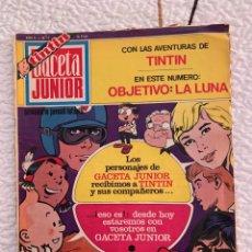 BDs: GACETA JUNIOR Nº 17. Lote 266292663
