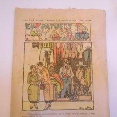 Giornalini: REVISTA EN PATUFET - NUM 1496 - AÑO 1932 - CATALAN. Lote 266467253