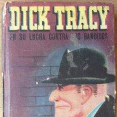 Tebeos: DICK TRACY PEQUEÑOS GRANDES LIBROS Nº 1159 ED. ABRIL 1946. Lote 266777099