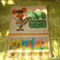 Tebeos: TOPO GIGIO Nº 4. MARIA PEREGO. 1963. Lote 267103209
