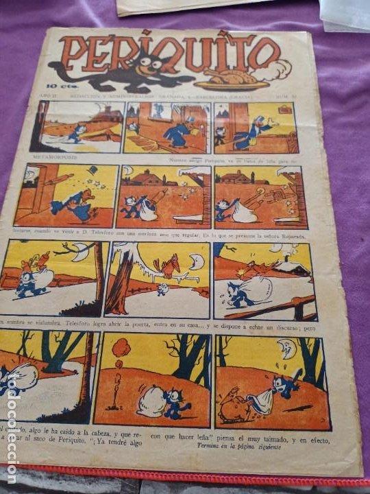 PERIQUITO AÑO II NUM 50 (Tebeos y Comics - Tebeos Clásicos (Hasta 1.939))