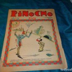 Tebeos: PINOCHO. Nº 347. OCTUBRE 1931. SATURNINO CALLEJA. Lote 267386514