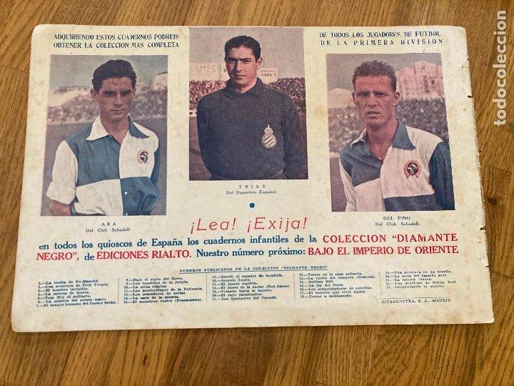 Tebeos: CARLOS EL TEMERARIO / DESPRECIANDO A LA MUERTE - ED. RIALTO - ORIGINAL - DIFICIL - GCH - Foto 6 - 269084563