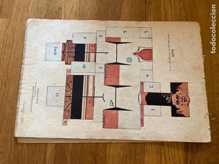Tebeos: LA PLANTACION DE CAUCHO - 1 PTA - EDICIONES RIALTO - ORIGINAL - DIFICIL - GCH - Foto 6 - 269199858