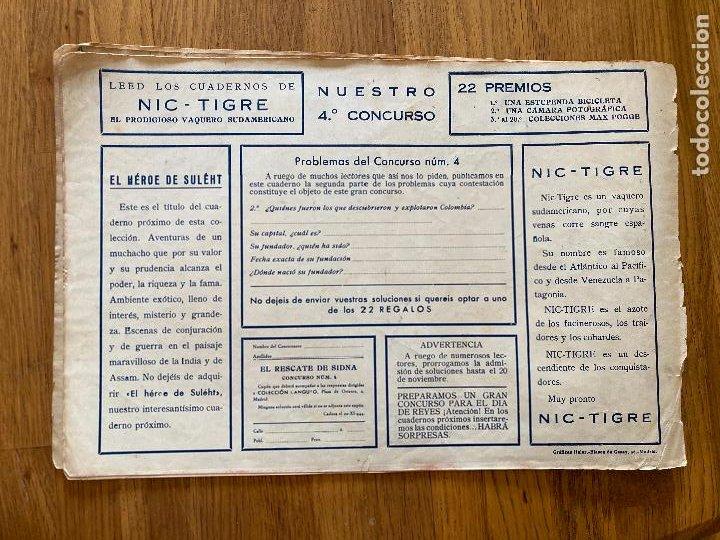 Tebeos: EL RESCATE DE SITNA - 1 PTA - COLECCION CANGURO - ORIGINAL - MUY DIFICIL - GCH - Foto 6 - 269204848